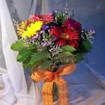 gerbera mix vase $40.00