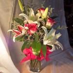 starfighter , mountain lily vase