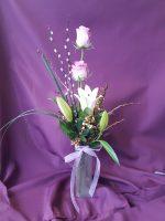 rose lily bud 45.00